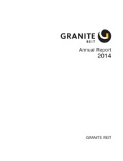 Granite Real Estate Investment Trust