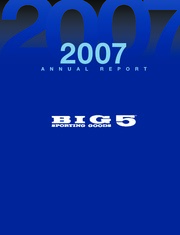 Big 5 Sporting Goods Corporation