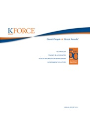 Kforce Inc.