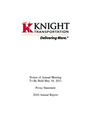 Knight Transportation