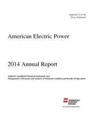 American Electric Power Company, Inc.