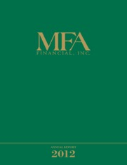 MFA Financial, Inc.