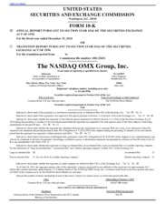 Nasdaq OMX Group Inc
