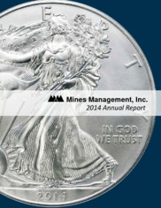 Mines Management Inc.