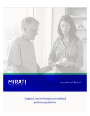 Mirati Therapeutics, Inc.