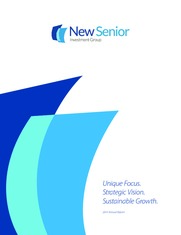 New Senior Investment Group Inc