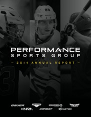 Performance Sports Group Ltd