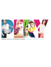Perry Ellis International, Inc.