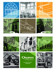 Quanex Building Products Corporation