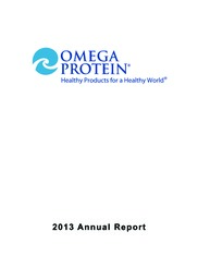 Omega Protein Corp.