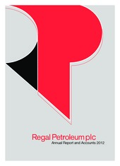 Regal Petroleum plc
