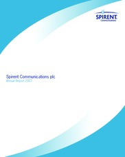 Spirent Communications Plc.