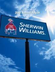 Sherwin Williams Co