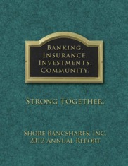 Shore Bancshares Inc.