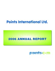 Points International Ltd.