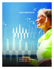 Skyworks Solutions Inc.