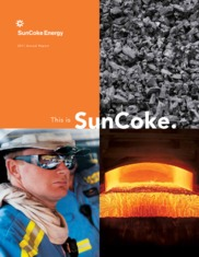 Suncoke Energy Partners L.P.