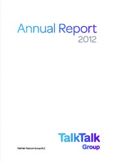 Talktalk Telecom Group PLC
