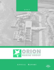 Orion Marine Group, Inc.