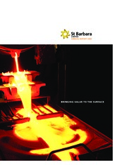 St Barbara Ltd