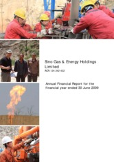 Sino Gas & Energy Holdings Limited