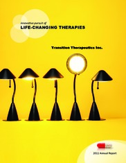 Transition Therapeutics Inc.