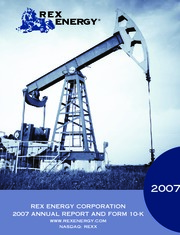 Rex Energy Corporation