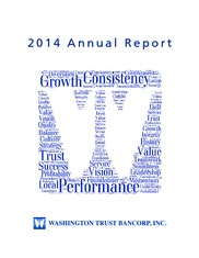 Washington Trust Bancorp Inc.