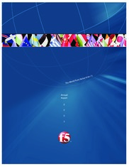 F5 Networks Inc.