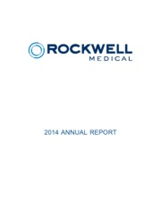 Rockwell Medical Technologies Inc