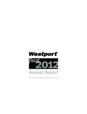 Westport Innovations Inc.