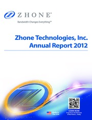 Zhone Technologies Inc