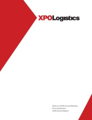 XPO Logistics, Inc