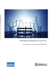 Worldwide Healthcare Trust PLC