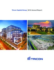 Tricon Capital Group Inc