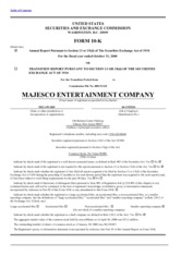 Majesco Entertainment Co.