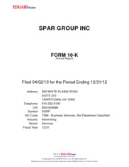 Spar Group