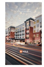 Mid-America Apartment Communities, Inc.