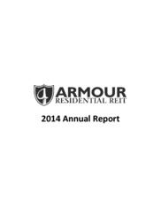 ARMOUR Residential REIT, Inc.