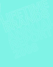 Lifetime Brands Inc