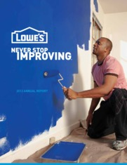 Lowes Cos Inc