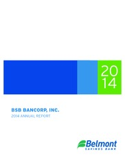BSB Bancorp Inc