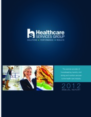 Healthcare Services Group Inc.