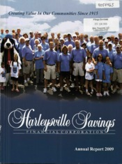Harleysville Savings Financial Corporation