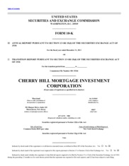 Cherry Hill Mortgage