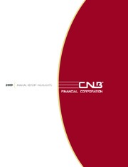 CNB Financial Corporation