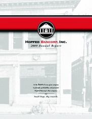 HopFed Bancorp Inc.
