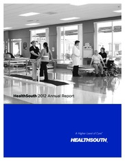 HealthSouth Corporation