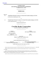 CoreSite Realty Corp