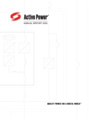 Active Power Inc.